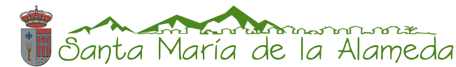 Logo Santa Maria de la Alameda