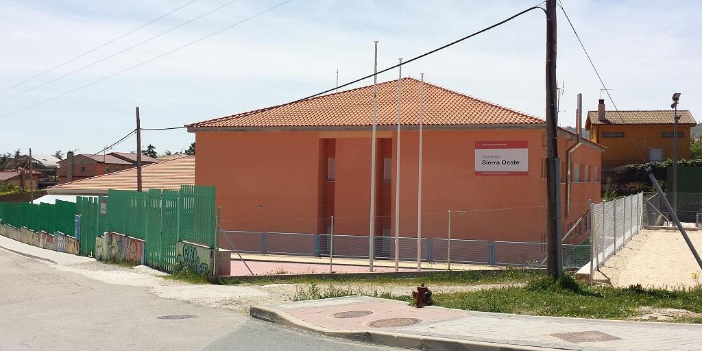 Colegio C.R.A. Sierra Oeste