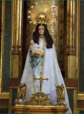 Virge Santa maria de la Alameda