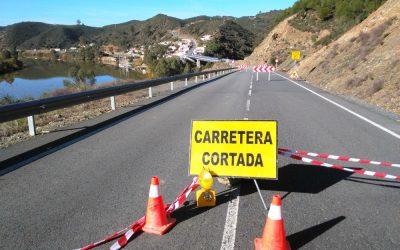 """Corte Carretera """"Carrera de Coches"""""""