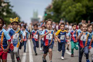 2ª Carrera Popular - Hasta 6 años @ Polideportivo La Estación | Santa María de la Alameda | Comunidad de Madrid | España