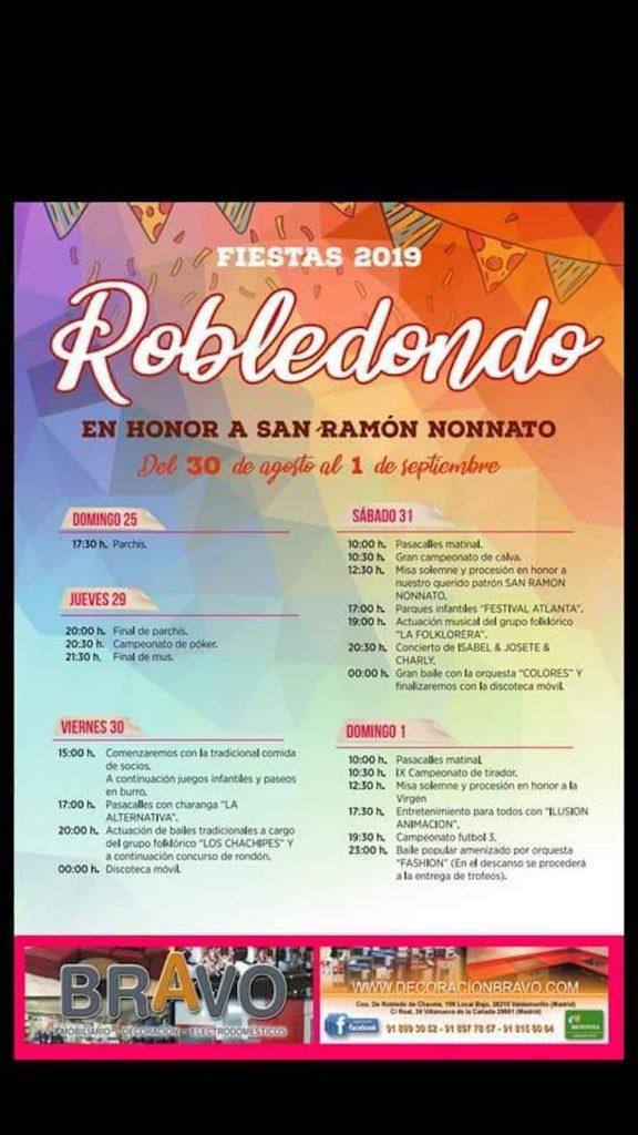 Baile y Discoteca Móvil @ Robledondo | Robledondo | Comunidad de Madrid | España