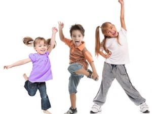 Danza Moderna Infantil @ Sala Polivalente La Estación | Santa María de la Alameda | Comunidad de Madrid | España