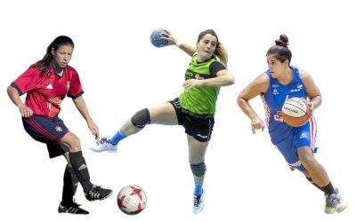 Fútbol o Baloncesto Femenino