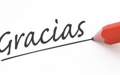 Carta Agradecimiento Encuentro Folclórico