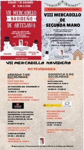 Mercadillo segunda mano @ Sala Polivalente | Santa María de la Alameda | Comunidad de Madrid | España