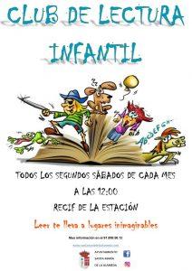 Lectura Infantil @ Recif La Estación | Bosconia | Cesar
