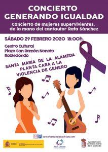 Concierto Igualdad @ Centro Cultural | Robledondo | Comunidad de Madrid | España