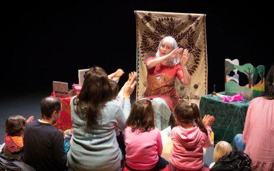 Cuentacuentos de la XXXV Muestra del Libro Infantil y Juvenil