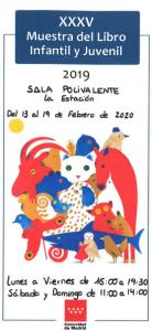 Muestra del libro Infantil y Juvenil @ Sala Polivalente La Estación | Santa María de la Alameda | Comunidad de Madrid | España
