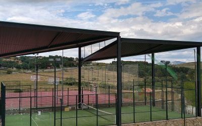 Apertura de los espacios deportivos municipales, durante la Fase 2