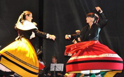 Bailes Castellanos y Goyescos
