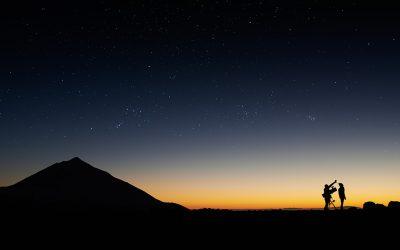 Observación der estrellas