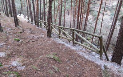 Restauración Ruta del Hornillo